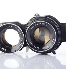 Mamiya Mamiya 80mm f/2.8 Lens SN: 707190