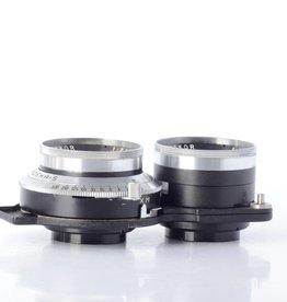 Mamiya Mamiya 8cm 80mm f/2.8 TLR lens - NO BULB