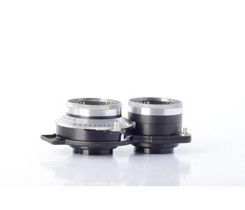 Mamiya 8cm 80mm f/2.8 TLR lens - NO BULB