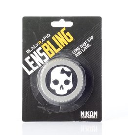 BlackRapid Nikon Skull Bow Rear Lens Cap *