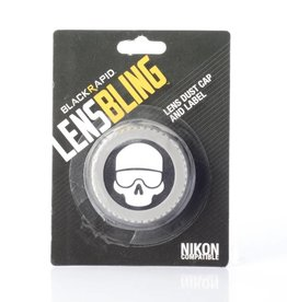 BlackRapid Nikon Skull Goggle Rear Lens Cap *