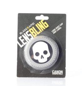 Canon Skull Rear Lens Cap *