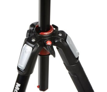 Manfrotto 055 Aluminum 3-section Tripod with Horizontal Column 055XPRO3 *