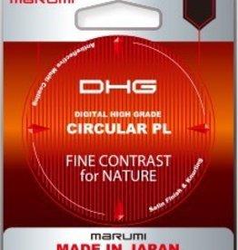 Marumi Marumi DHG 72mm CPL Circular Polarizer *