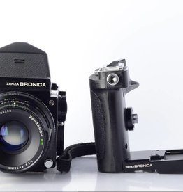 Bronica Bronica ETRS Kit w/ 75mm SN: B6125034