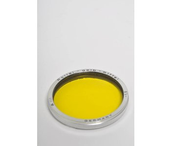 Rollei Gelb-Mittel 45mm Yellow Lens Filter
