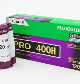 Fujifilm Fuji Pro 400H 120 Professional Color Film - Single Roll *