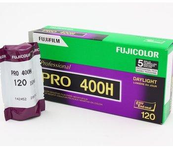 Fuji Pro 400H 120 Professional Color Film - Single Roll *