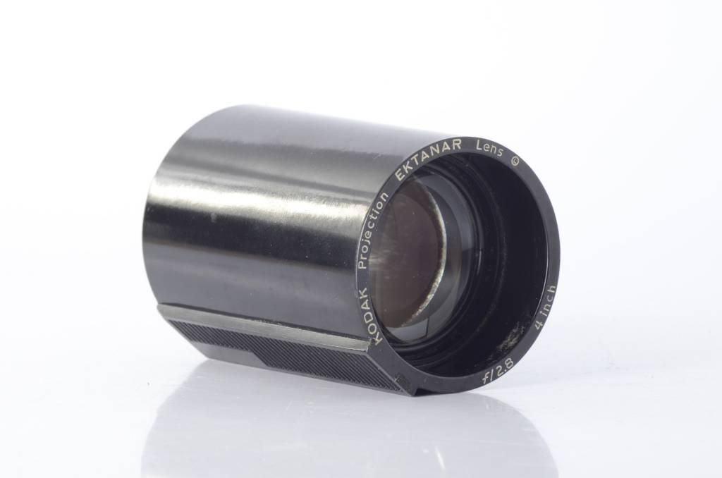 """Kodak Kodak Ektanar 4"""" Inch Projector Lens"""