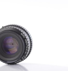 Pentax Pentax 50mm f/2 SMC-A Manual Focus Lens *