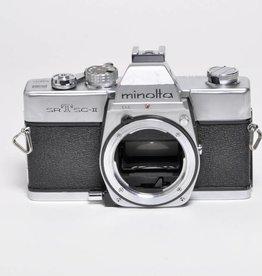 Minolta Minolta SRT SC II SN: 9545964