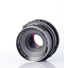 Mamiya Mamiya 127mm f/3.8 C Bargain SN: 113384 *