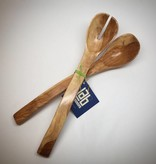 Mighty Twig Olive Wood Spoon Set -Small
