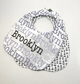 Little Colley Designs Anchor Brooklyn Bib