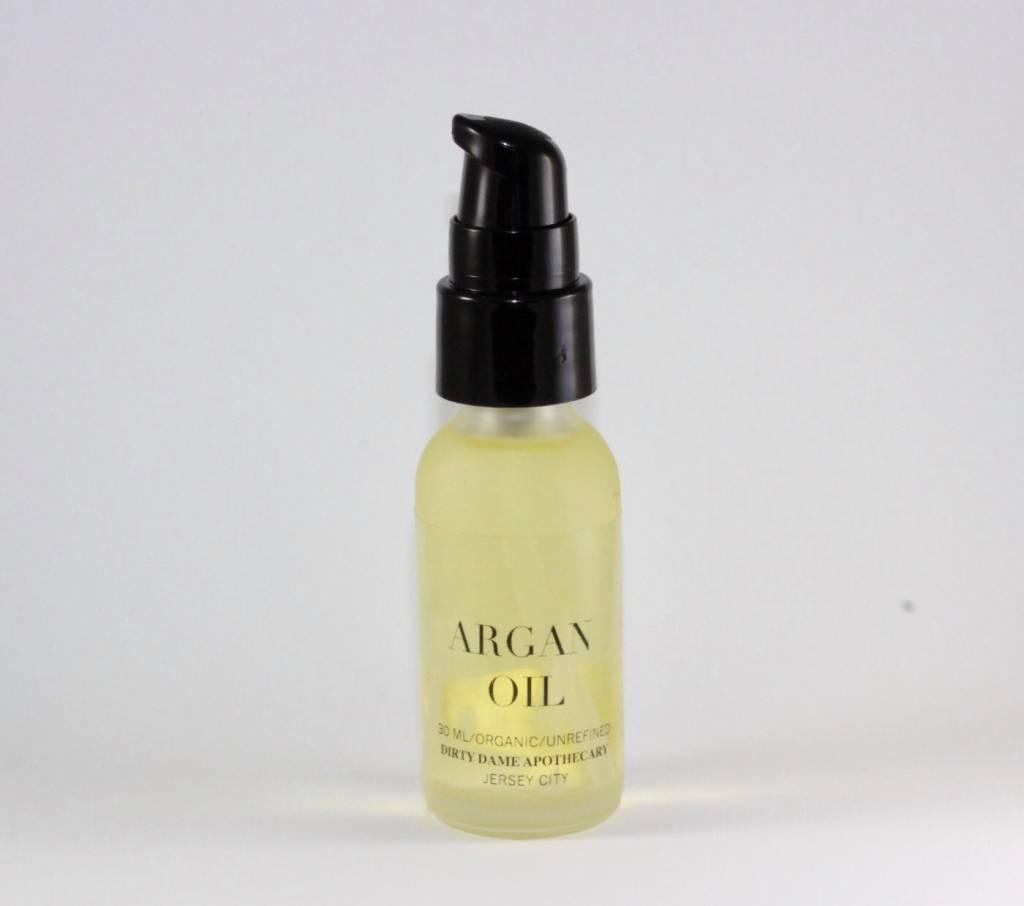 wertz natural Dirty Dude Face Oil