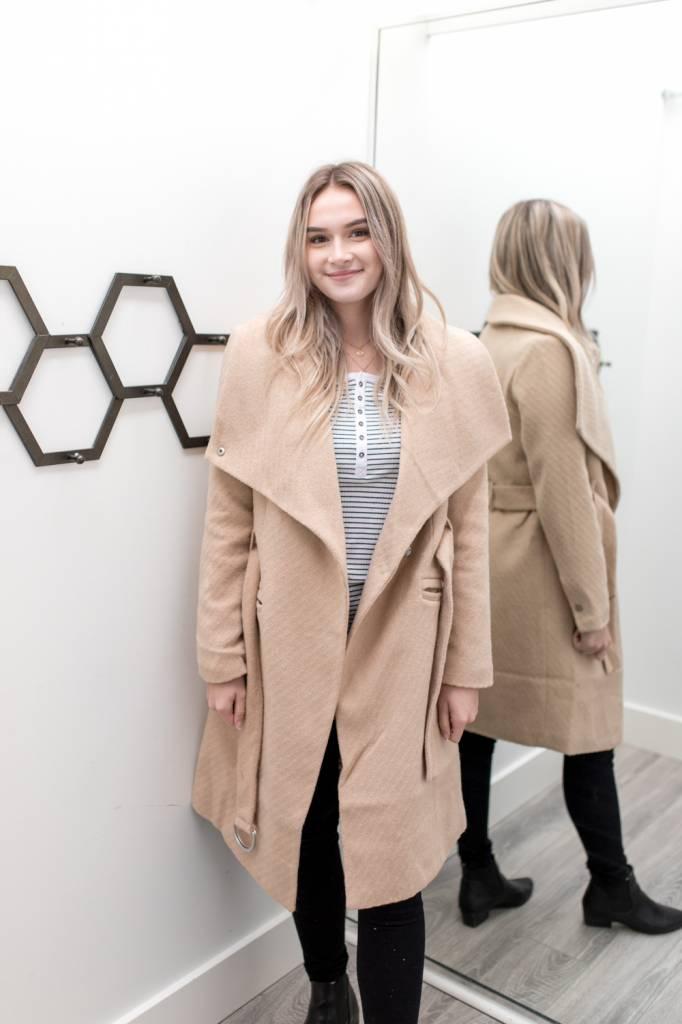 Amora Wrap Coat