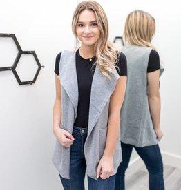 Obsessed Fluffy Vest