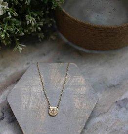 Livia Mini Saint Necklace