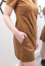 Go-Go Caramel Dress