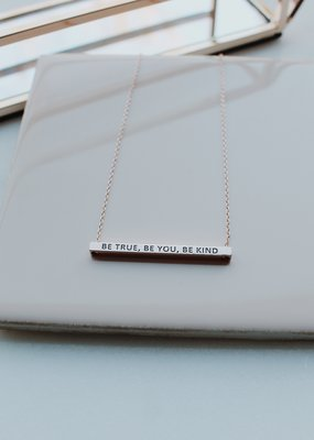Be True Necklace