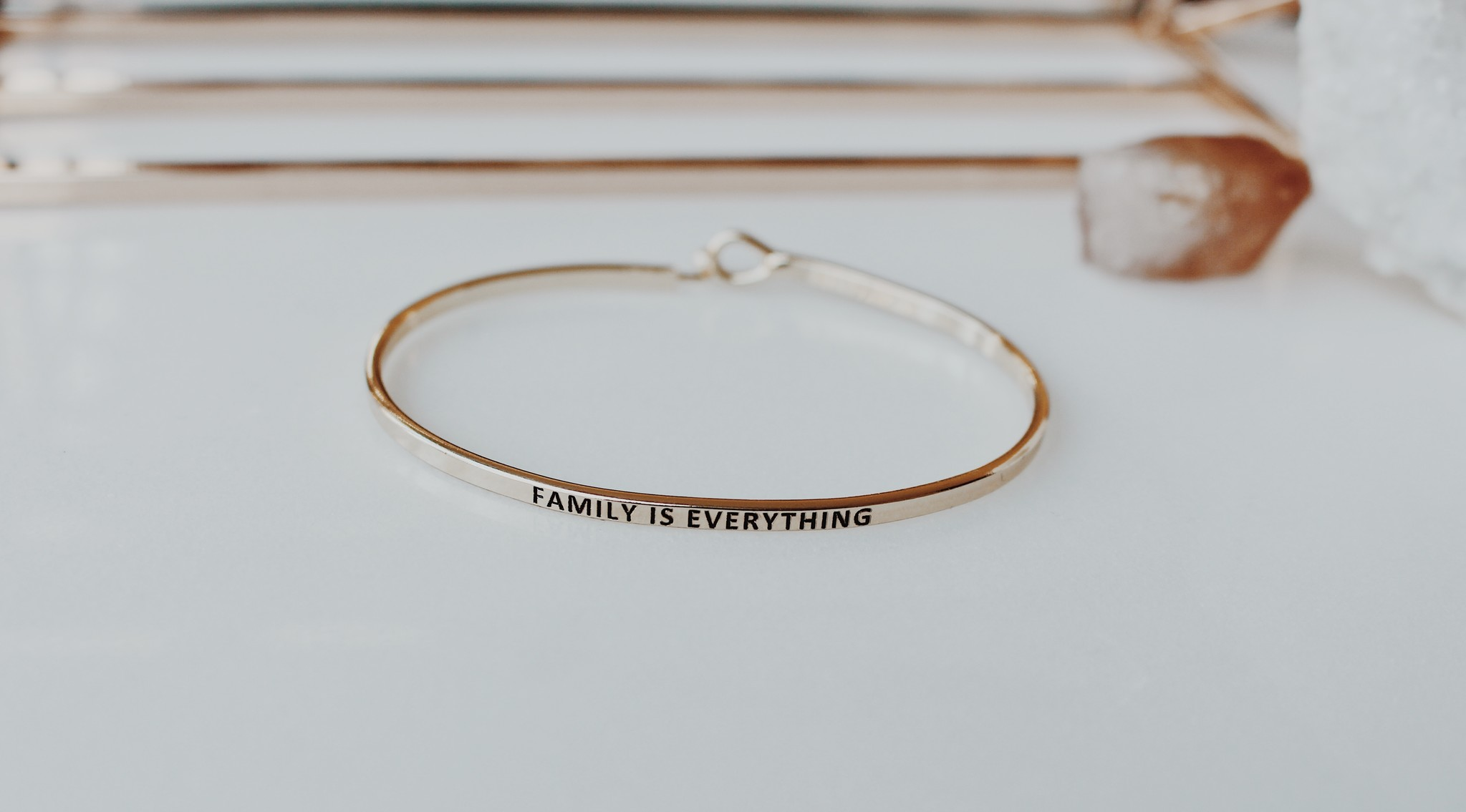 Family Is Everything Bracelet