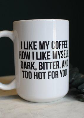 Pier - I Like My Coffee The Way I Like Myself