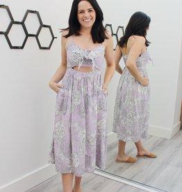 Bohemian Bloom Dress