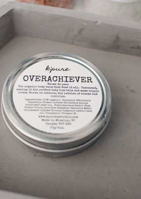 Kpure - Overachiever