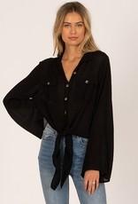 Hammock Long Sleeve Button Up