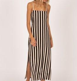 Hidden Cove Woven Maxi Dress