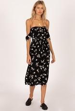 Regency Midi Woven Dress
