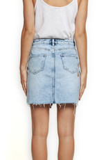 Denim Is Life Skirt