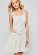 Vinny Linen Dress
