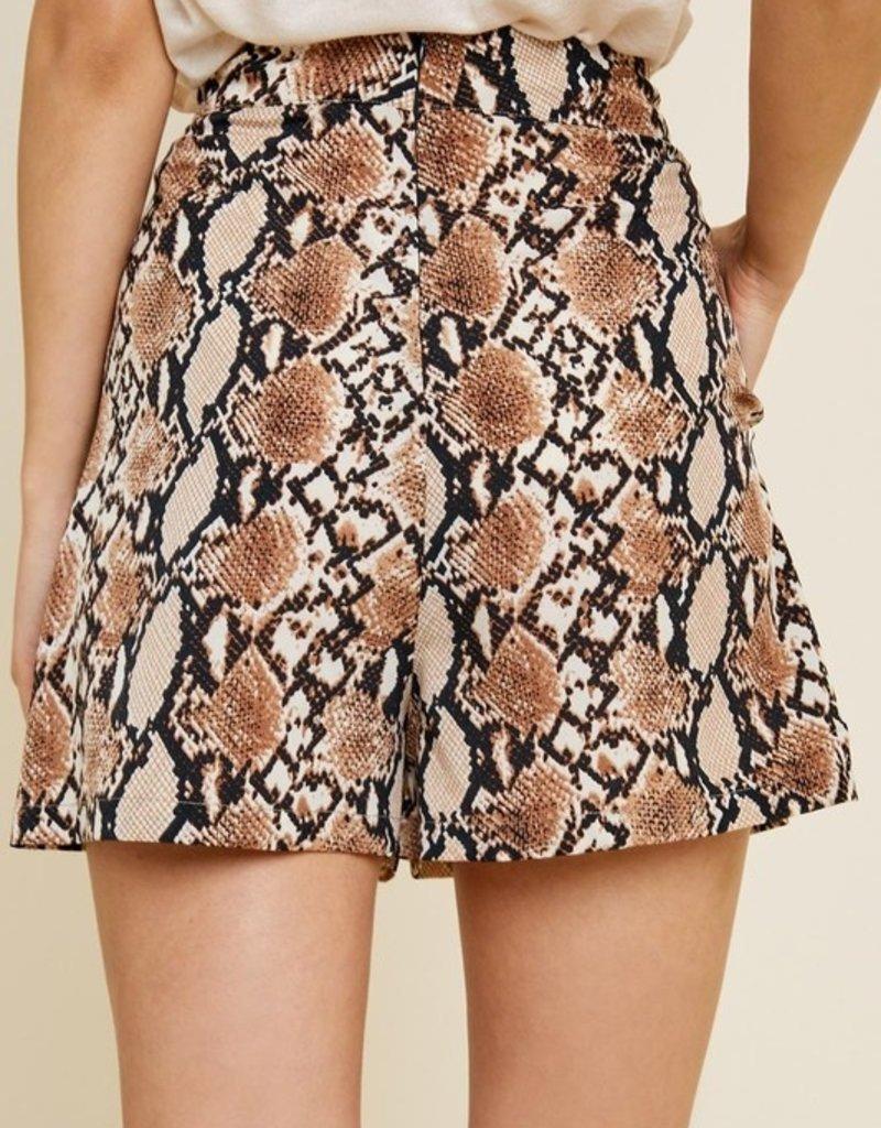 Rattle Snake Shorts