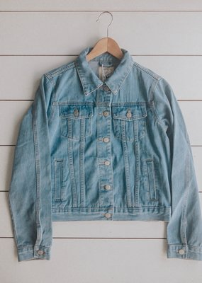 Freshman Denim Jacket