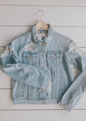 Ruthless Denim Jacket