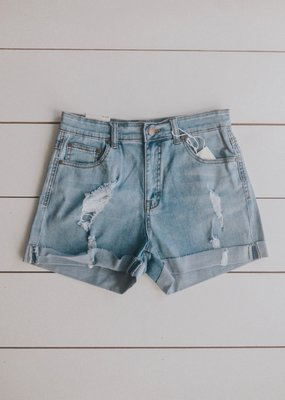 Lakeside Denim Shorts