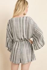 Goodbye Kimono Romper