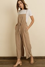 Love Me Stripe Jumpsuit