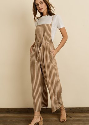 Love Me Stripe Jumpsuit
