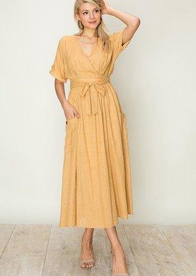 River Woven Dress