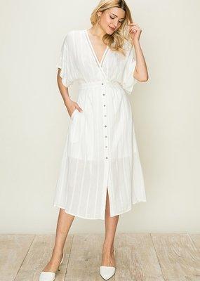Miles Linen Dress