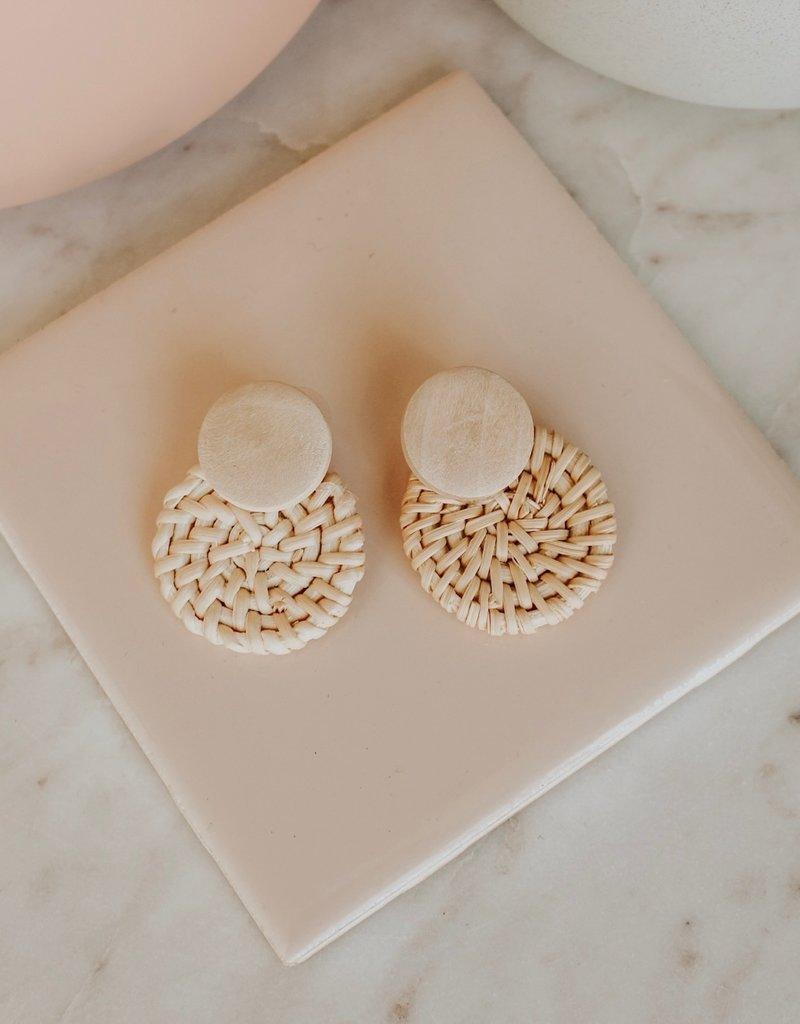 Pine Earrings