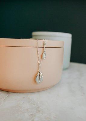 Saffron Necklace