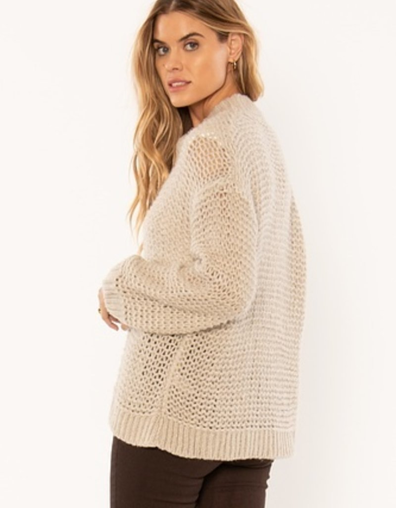 Shady Cove L/S Knit Sweater