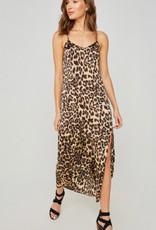 Lynx Slip Dress