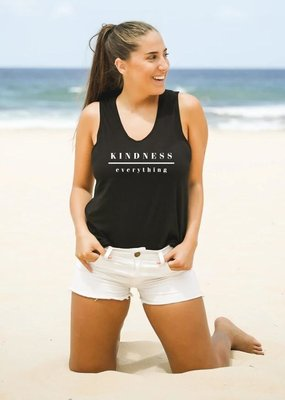 FR - Kindness / Everything Femme Muscle Tank