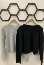 Florence LS Knit Sweater