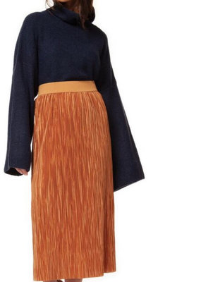 Power Pleated Skirt