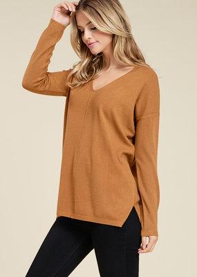 Aim High Sweater